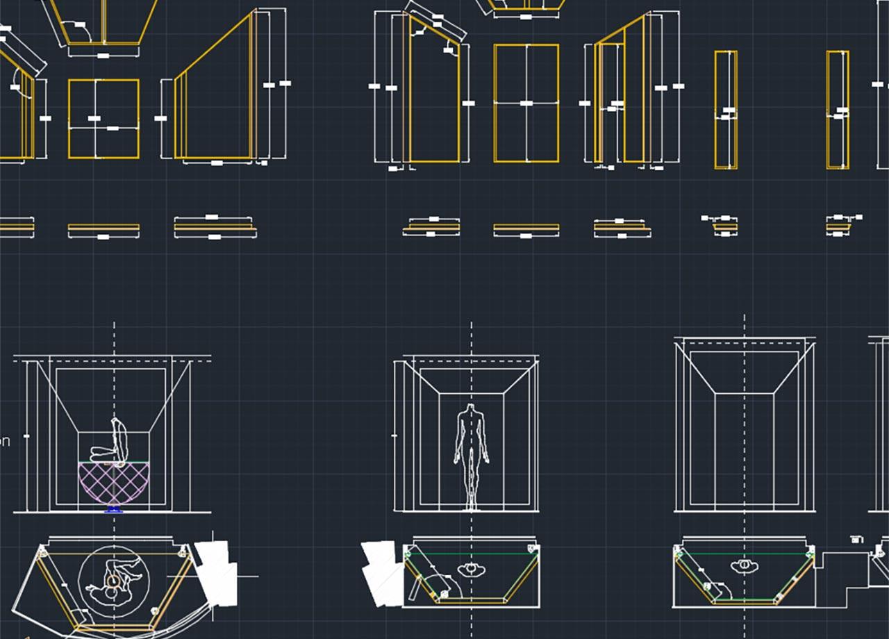 2D & 3D Drafting